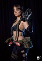 Quiet Cosplay by IXISerenityIXI