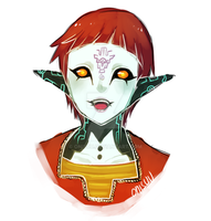 Twilight Princess -- Zant by onisuu