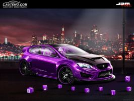 Mazda WTB Round 2 by RistoDesign