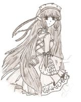 Chi from Chobits by R-Lynn