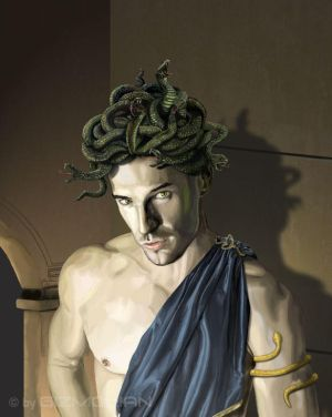 Gorgon man