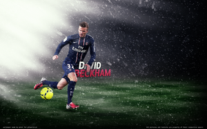 David Beckham by peter0512