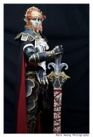 Dark Lord Ganondorf by stopthedance