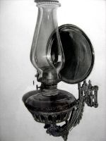 Oil Lamp by tsartwork