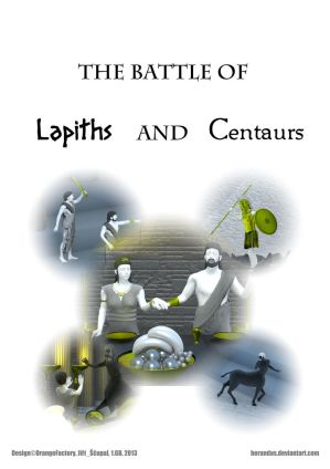 The Battle of Lapiths and Centaurs - Comics - ttl