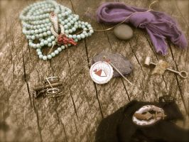 Offerings- Tokens from District 2 by VitaPiscana