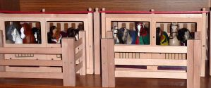 More new stables by Louvan