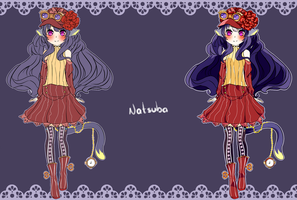 Adoptable auction (#16)- CLOSED by Natsuba