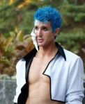Grimmjow Cosplay by KingGrimm6