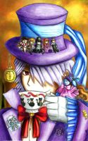 PH: Mad Hatter by Dracilla112