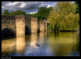 Bakewell Bridge by Megglles