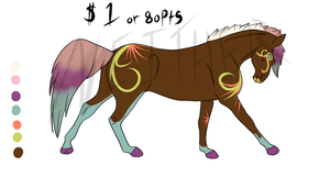 Equine Adopt 1 by Neither-dopts