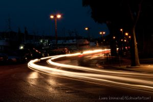 night lights by LuanaRPhotography