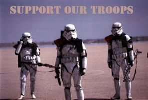 Stormtroopers by Valag