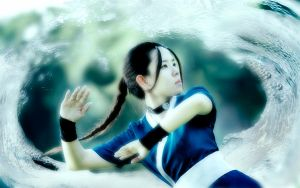 Greatest Waterbender by RacoonFactory