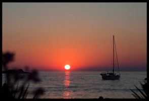 Croatia sunset2 by lSiaNl