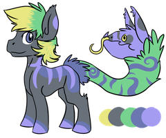 CLOSED ADOPTION by P0ry-Adopts