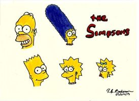 The Simpsons by RachelLou96