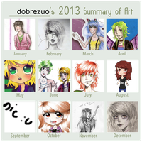 summary of art 2013 by dobrezuo