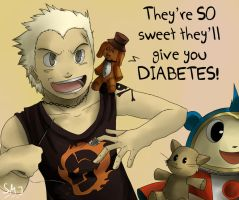 They'll give you diabetes by SandraMJ