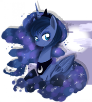 Luna2013-09-19 by abc002310