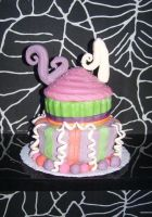 Cake Design by sweetdisposition14