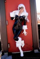 Black Cat - Marvel Comics by Mostflogged