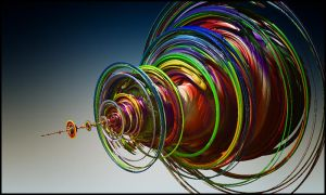 Colors in Motion by zsphere