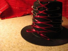 Corset Hat by mad-hatter-inc