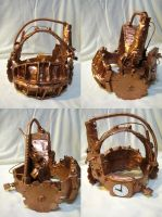 Reverse Bear Trap Prop -SAW- by Ferriman