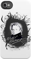 i-phone case Alan Rickman by Scatharis