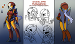 OMGOCT - Quisling Reference by PailKnight