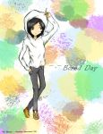 bored day - plus background by ChaNeeta