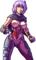 A Better Ayane by drcloud