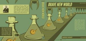 Brave New World Re-design by kirbalouga