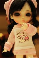 My Baby Doll by MarieAngelcakes