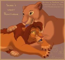 Simbas worst nightmare by Alassa