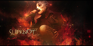 Slipknot sign by Nikolai09