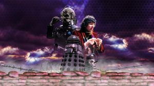 Genesis of the Daleks wallpaper by Hisi79