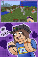 The one reason I bought Minecraft by Dipschtick