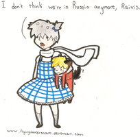 APH: Not in Russia by flyingsaucerscout