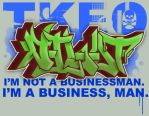 I'm not a businessman. by STCtkeo