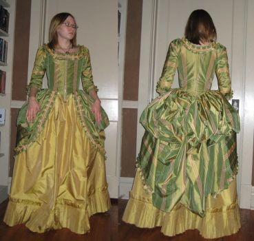 18th Century Gown by Verdaera