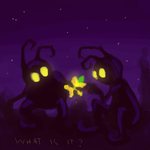 What is it? by Wampyyrlaps
