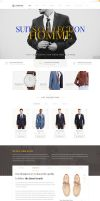 Serena - eCommerce Fashion Template HTML5 by KL-Webmedia
