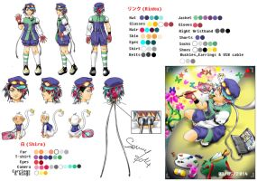 [10K Members Contest Entry #025 - Male Category] by Samy-Consu
