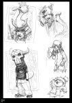 PencilSketches02 by februaryan