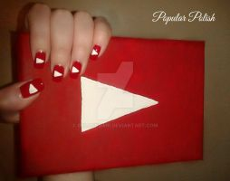Youtube Buttons by GoldenDani