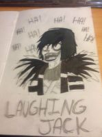 laughing Jack Broke his Sanity by rkey0511