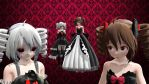 [MMD] Emily Liar Ghoul And Princess  .. Model DL.. by Emily-Liar